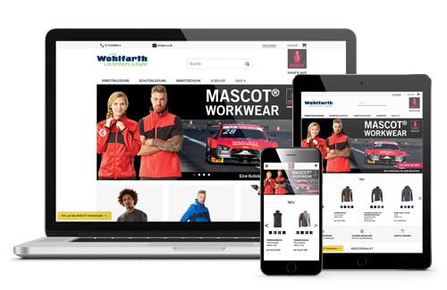 Macot Webshop